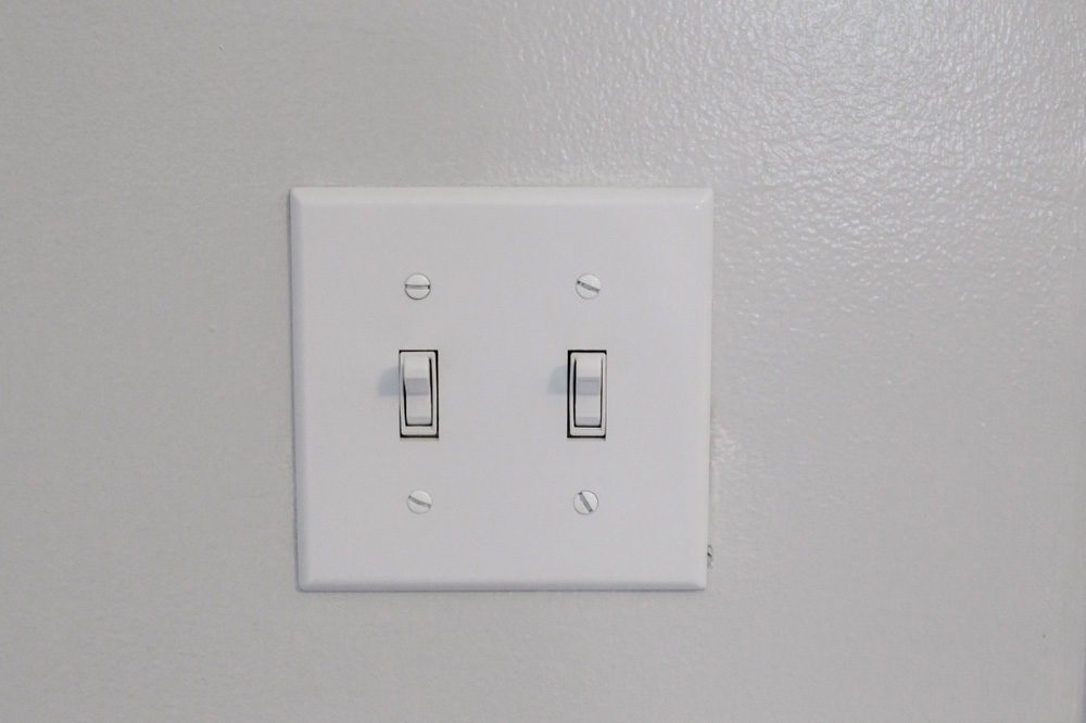 Guidelines for the Placement of Light Switches